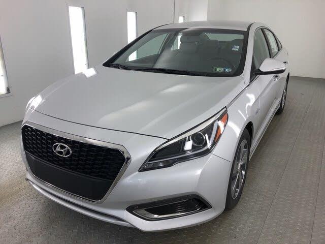 2017 Hyundai Sonata Hybrid Limited FWD