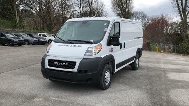 2020 RAM ProMaster 1500 136 Low Roof Cargo Van FWD