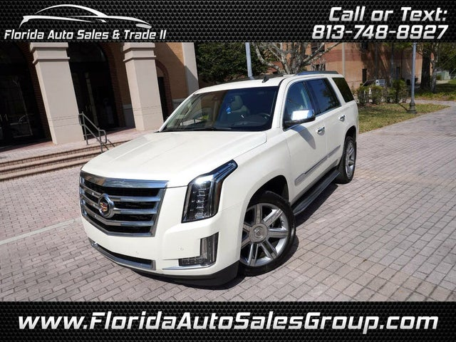 2015 Cadillac Escalade Luxury RWD