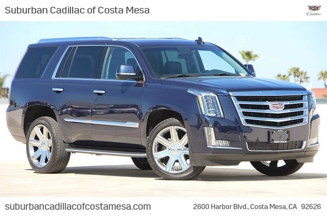 2018 Cadillac Escalade Luxury RWD