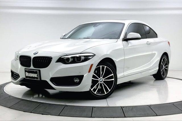 2019 BMW 2 Series 230i Coupe RWD