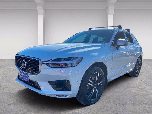 2018 Volvo XC60 T6 R-Design AWD