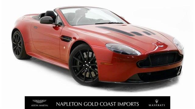 2017 Aston Martin V12 Vantage S Roadster RWD