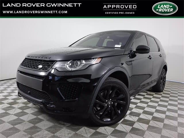 2019 Land Rover Discovery Sport HSE Dynamic AWD