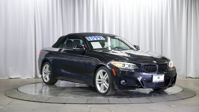 2017 BMW 2 Series 230i Convertible RWD