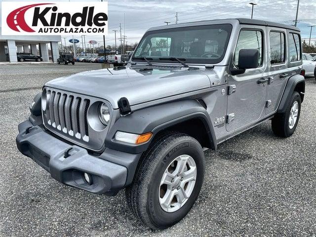 2018 Jeep Wrangler Unlimited Sport 4WD