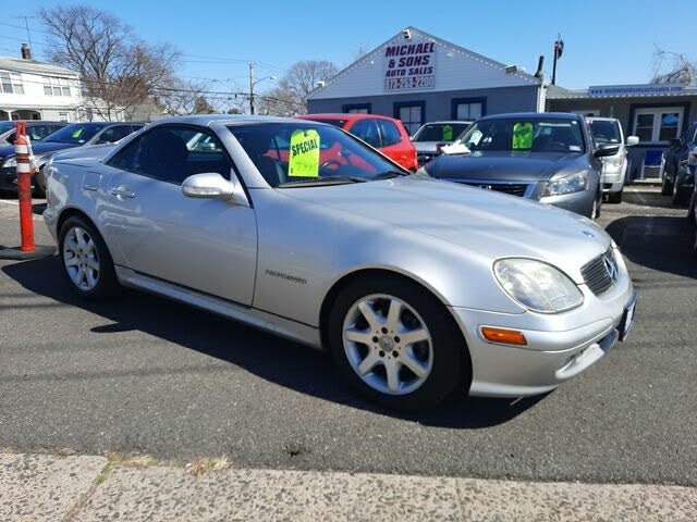 2004 Mercedes-Benz SLK-Class SLK 230 Kompressor Supercharged