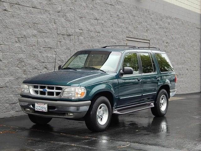 1996 Ford Explorer 4 Dr XLT SUV