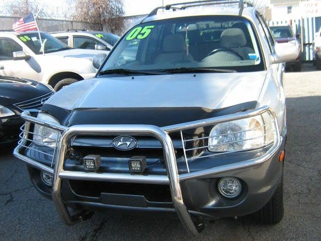 2005 Hyundai Santa Fe GLS AWD