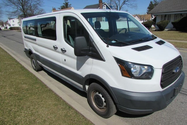2016 Ford Transit Passenger 350 XLT Low Roof LWB RWD with Sliding Passenger-Side Door