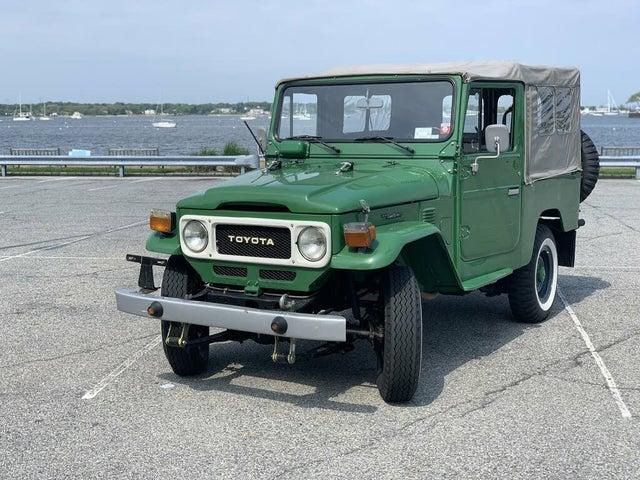 1984 Toyota Land Cruiser 40 Series 4WD