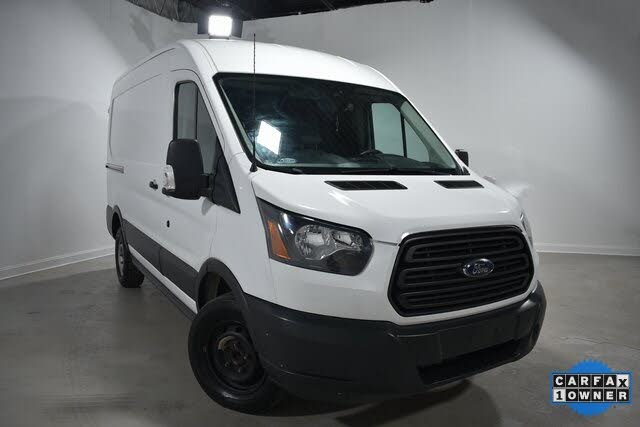 2018 Ford Transit Cargo 250 3dr SWB Medium Roof Cargo Van with Sliding Passenger Side Door