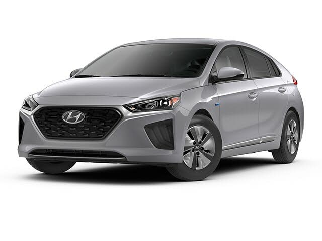 2021 Hyundai Ioniq Hybrid Blue FWD