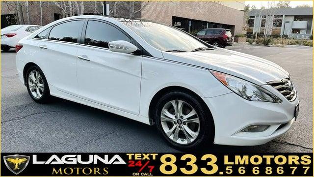 2012 Hyundai Sonata Limited FWD