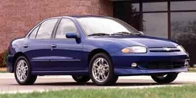 2003 Chevrolet Cavalier LS Sport Sedan FWD