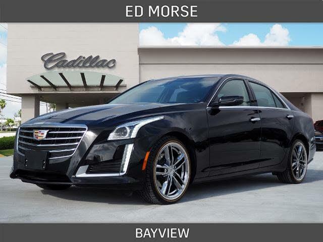 2019 Cadillac CTS 2.0T RWD