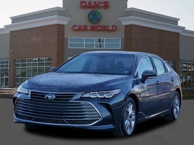 2021 Toyota Avalon XLE FWD
