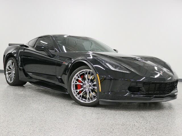 2018 Chevrolet Corvette Z06 1LZ Coupe RWD