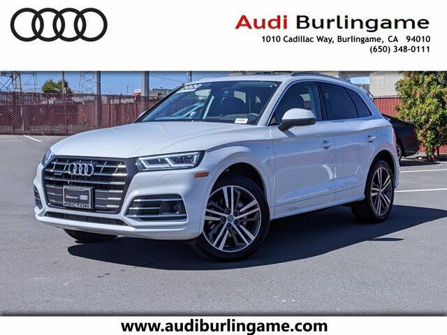 2020 Audi Q5 Hybrid Plug-in 3.0T Premium Plus e quattro AWD