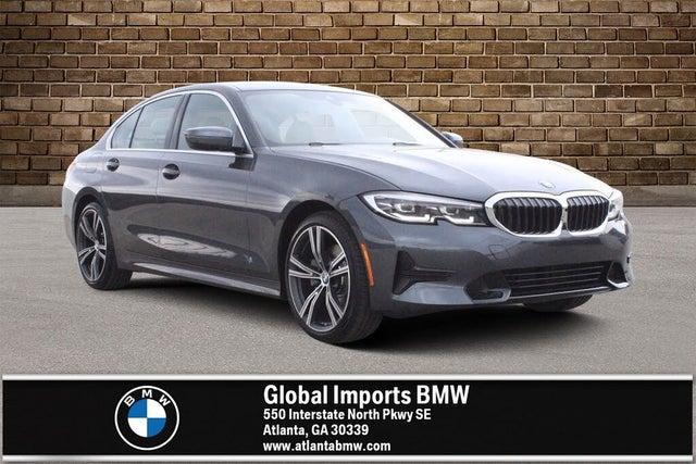 2021 BMW 3 Series 330i RWD