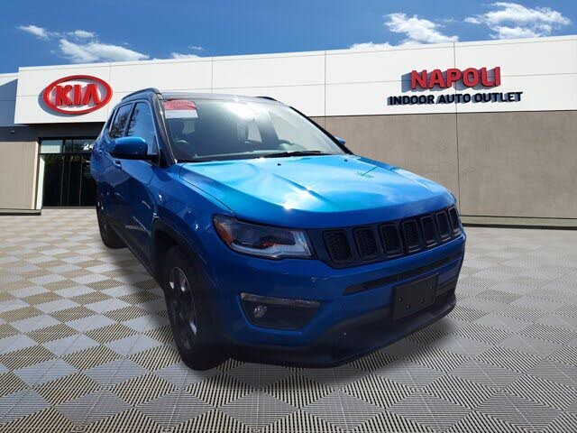2019 Jeep Compass Latitude 4WD