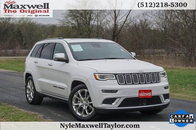 2020 Jeep Grand Cherokee Summit 4WD