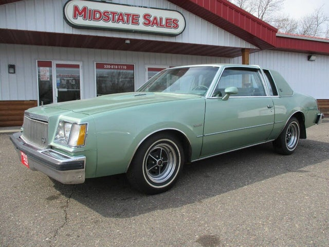 Used 1977 Buick Regal For Sale With Photos Cargurus