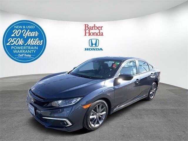2019 Honda Civic EX FWD