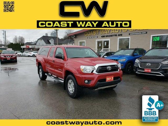 2013 Toyota Tacoma Access Cab V6 4WD