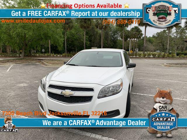 Used Chevrolet Malibu For Sale In Jacksonville Fl Cargurus