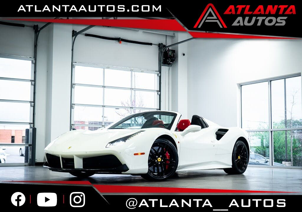 Used Ferrari For Sale In Atlanta Ga Cargurus