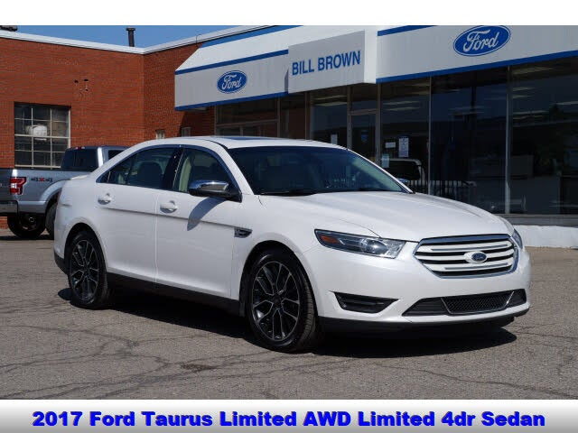 2017 Ford Taurus Limited AWD