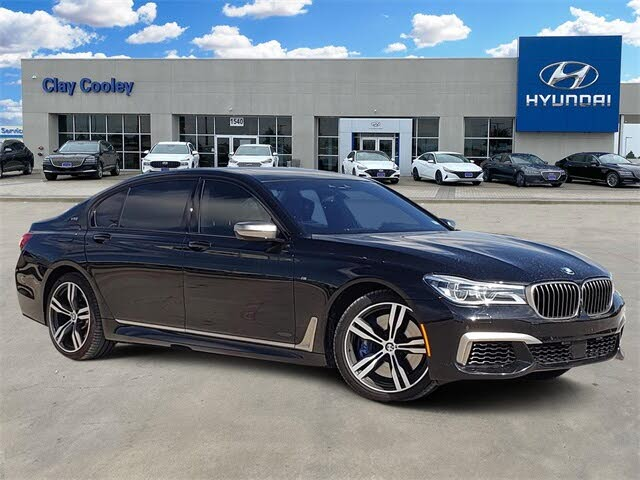 2017 BMW 7 Series M760i xDrive AWD