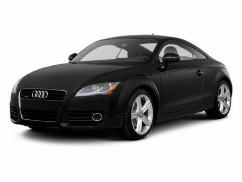 2011 Audi TT 2.0T quattro Premium Plus Coupe AWD