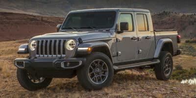 2021 Jeep Gladiator High Altitude Crew Cab 4WD