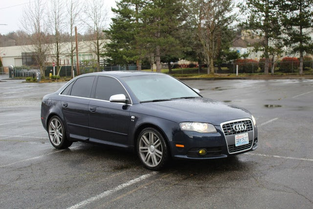 2007 Audi S4 quattro Sedan AWD