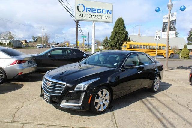 2015 Cadillac CTS 3.6L Premium RWD