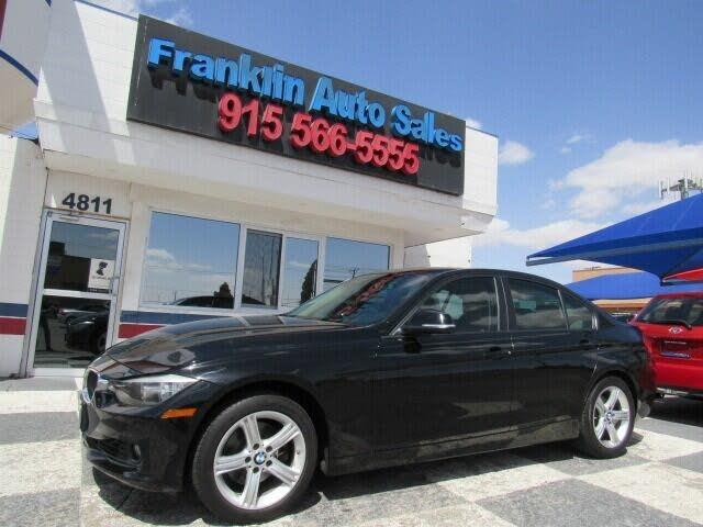 2015 BMW 3 Series 328i xDrive Sedan AWD
