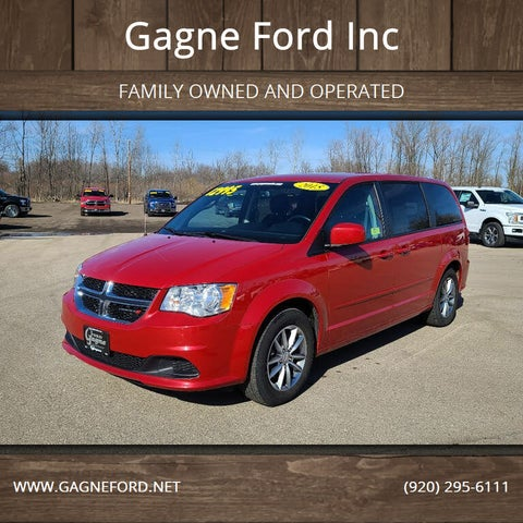 2015 Dodge Grand Caravan SE Plus FWD