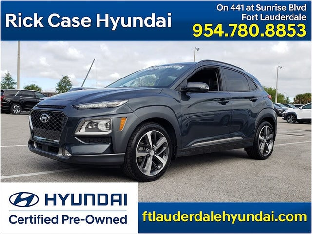 2018 Hyundai Kona Ultimate FWD