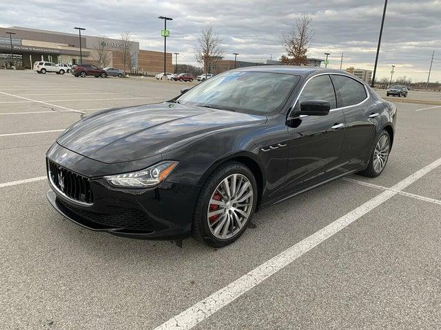2016 Maserati Ghibli S Q4 AWD