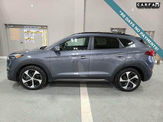 2016 Hyundai Tucson 1.6T Limited AWD