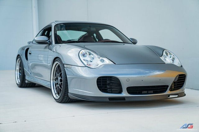 2003 Porsche 911 Turbo Coupe AWD