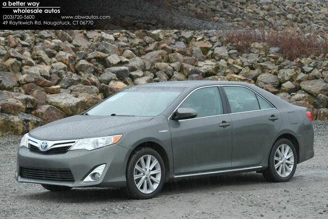 2012 Toyota Camry Hybrid XLE FWD