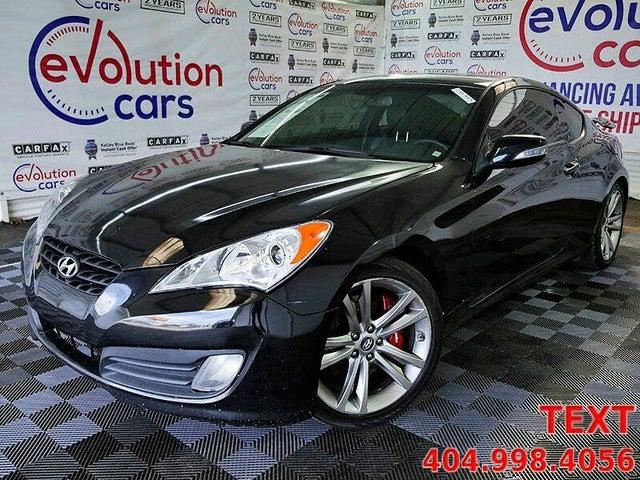 2011 Hyundai Genesis Coupe 3.8 Track RWD