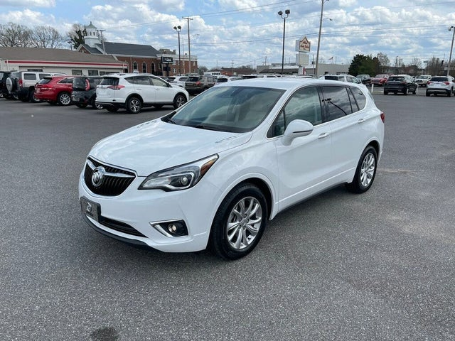 2020 Buick Envision FWD