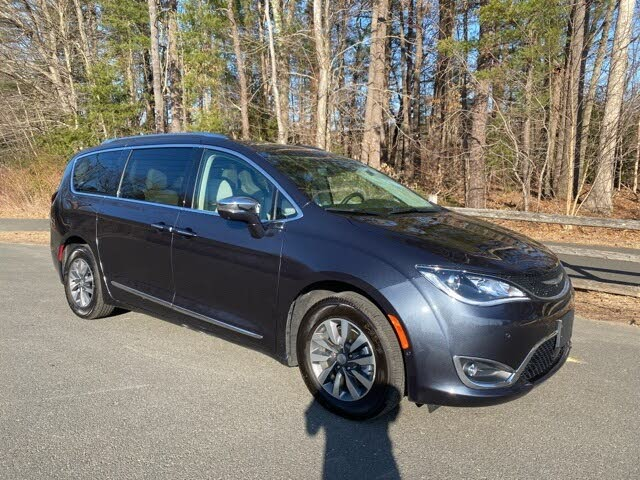 2020 Chrysler Pacifica Hybrid Limited FWD