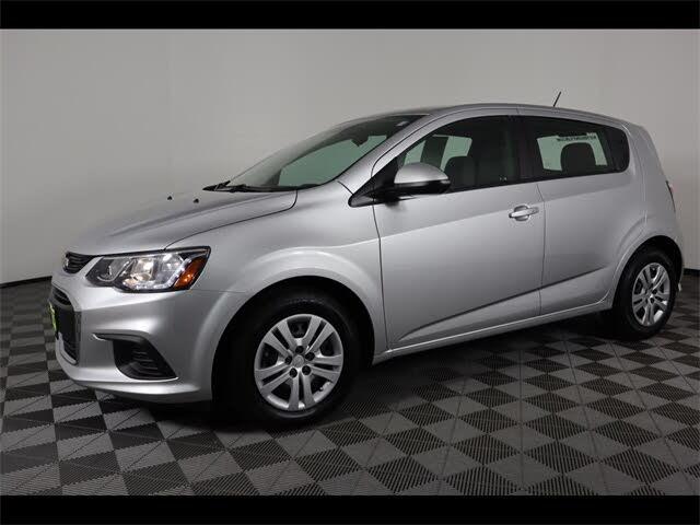 2020 Chevrolet Sonic LT Fleet Hatchback FWD