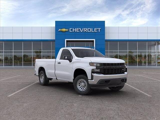 2020 Chevrolet Silverado 1500 Work Truck 4WD