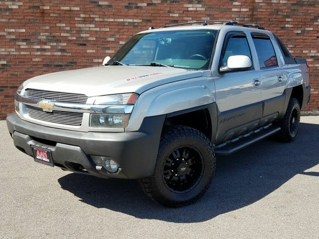 2005 Chevrolet Avalanche 2500 LT 4WD